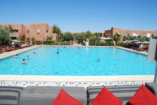 Kenzi Club Agdal Medina : piscine chauffée