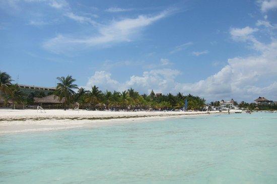 Beachscape Kin Ha Villas & Suites: La plage