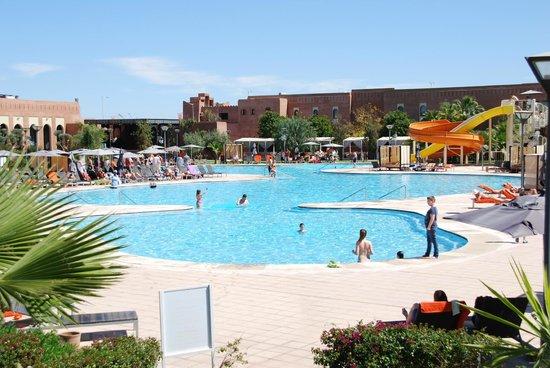 Kenzi Club Agdal Medina : piscine