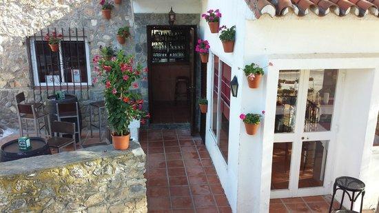 Restaurante Cerro Gordo: nuestro restaurante