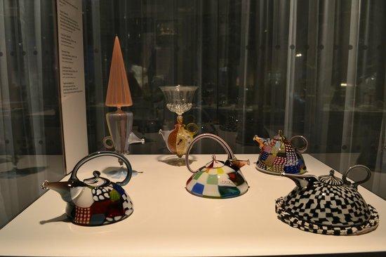 Corning Museum of Glass: Delicias en cristal