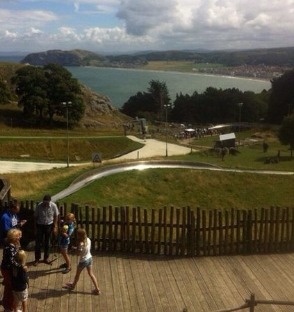 Llandudno Ski Slope: Such a good day out