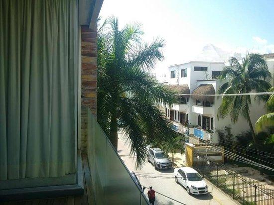 Be Playa Hotel: Balcony