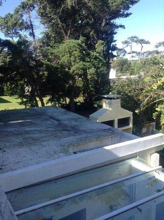 Joan Miro Hotel: utsikt fra balkongen