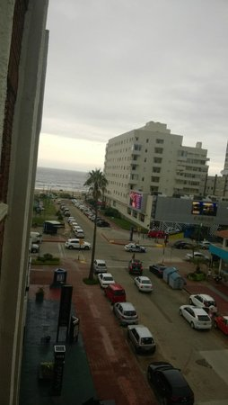 Shelton Hotel: Desde la ventana