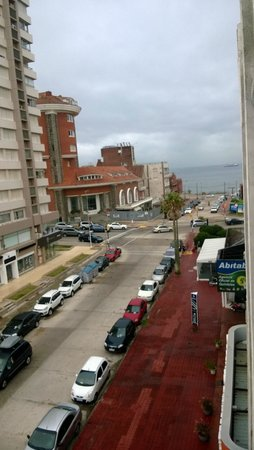 Punta del Este Shelton Hotel : Desde la ventana