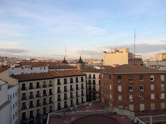 TRYP Madrid Plaza España: Vista