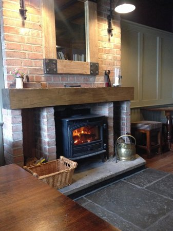 Aysgarth Falls Hotel: Lovely snug area in bar