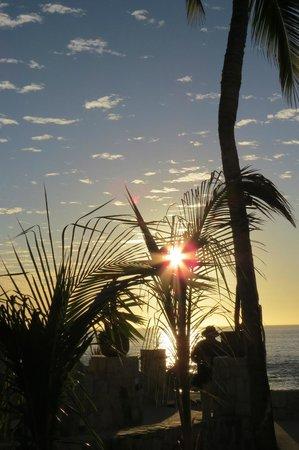 Grand Fiesta Americana Los Cabos All Inclusive Golf & Spa : sunrise