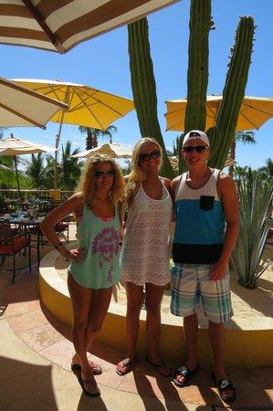 Grand Fiesta Americana Los Cabos All Inclusive Golf & Spa : Brunch buffet