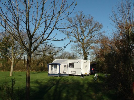 Camping Le Puits : Us in situ