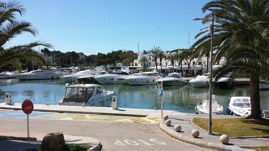 Gavimar Cala Gran Costa del Sur Hotel & Resort: Marina at Cala D'Or