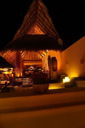 Tentaciones Restaurant : View of Lounge
