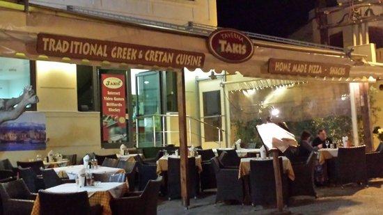 Apokoronas, Griechenland: Takis