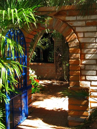 Tubac Center of the Arts: Secret Garden number 2