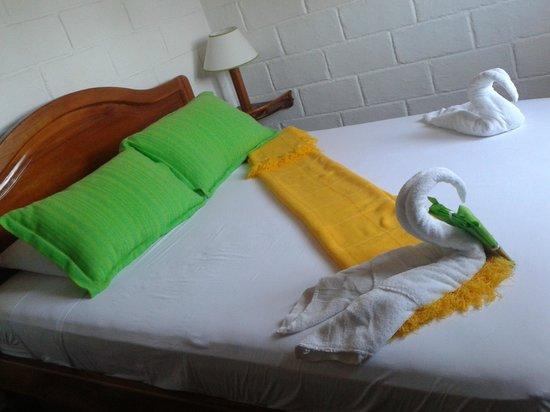 Pimampiro Hosteria: Mi habitación