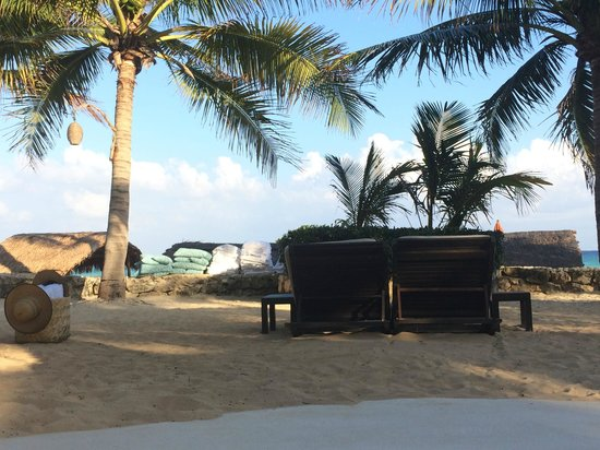 Viceroy Riviera Maya: Beach View
