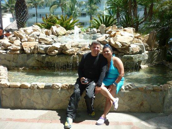 SUNSOL Isla Caribe: ALREDEDORES DE LA PISCINA