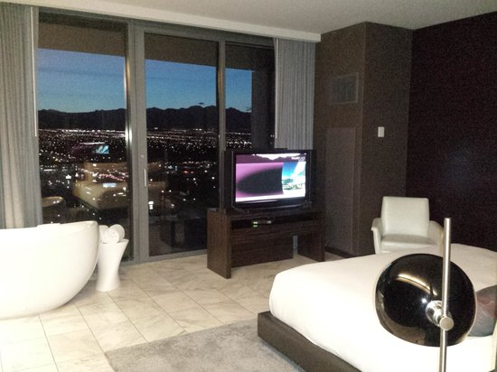 Bedroom Picture Of Palms Place Hotel And Spa Las Vegas TripAdvisor