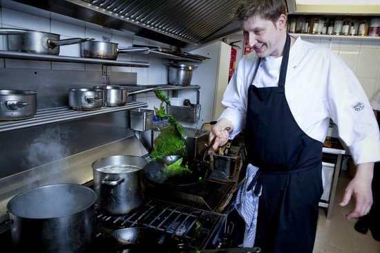Restaurant Elmar: We lovingly prepare our dishes traditionally