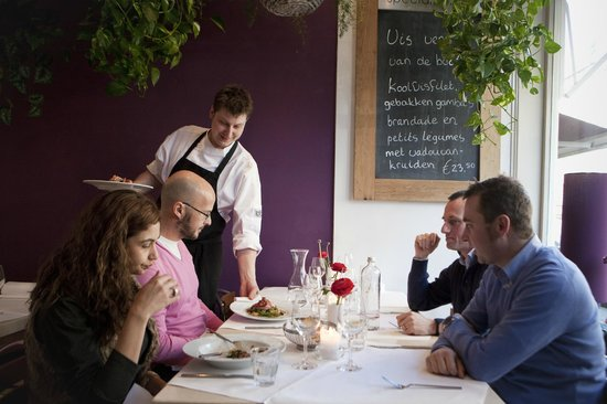 Restaurant Elmar: Personal attention is very important to us