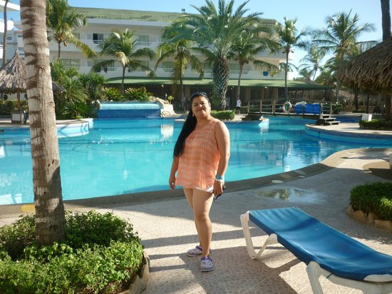 SUNSOL Isla Caribe : ÁREA PISCINA