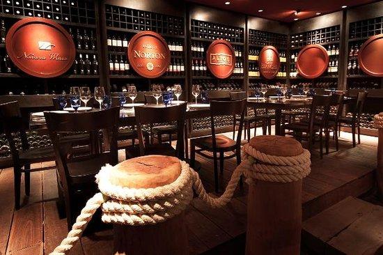 Restaurante Tinto : LA CAVA DE TINTO