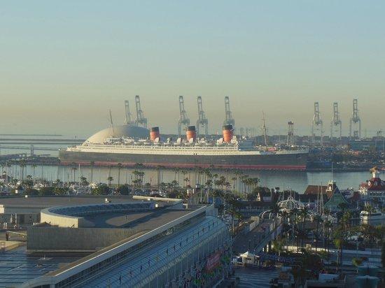 Renaissance Long Beach Hotel : The Queen Mary