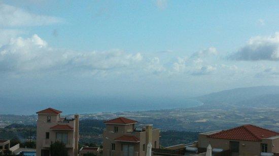Akamas Health Farm & Spa Cyprus: Amazing view