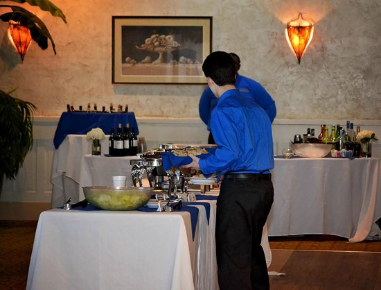Acropolis Restaurant & Catering: buffet