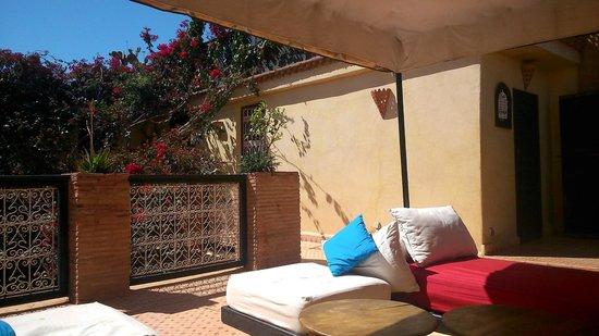 Riad Samsli : Terrace