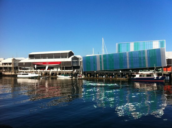 Nowozelandzkie Muzeum Morskie Voyager