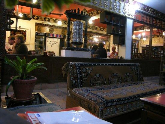 Hotel Utse: salon de l'hotel