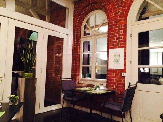 Parkrestaurant Nodhausen: Wintergarten