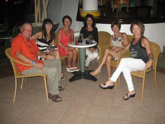 VIK Hotel Arena Blanca: Friends