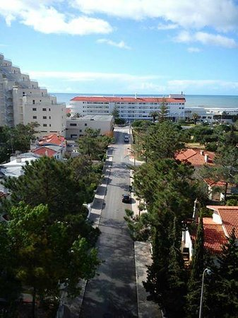 Alcazar Hotel & SPA: view