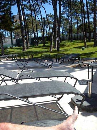 Alcazar Hotel & SPA: lovely surroundings