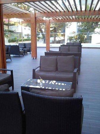Alcazar Hotel & SPA: porch