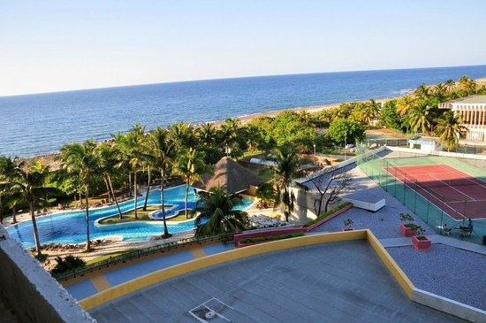 Melia Habana: great view from rooms