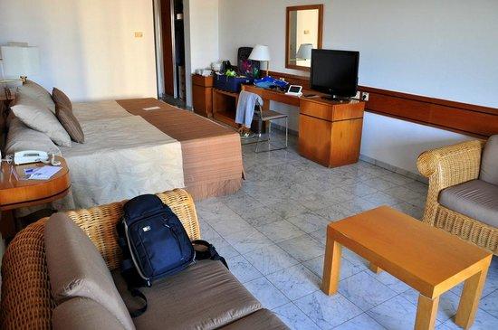 Melia Habana: my room