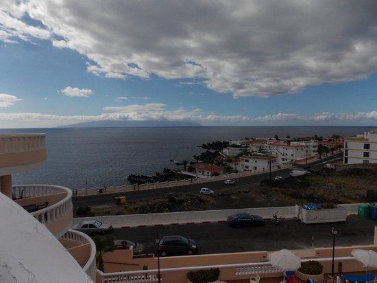 Bahía Flamingo Hotel: Вид из номера
