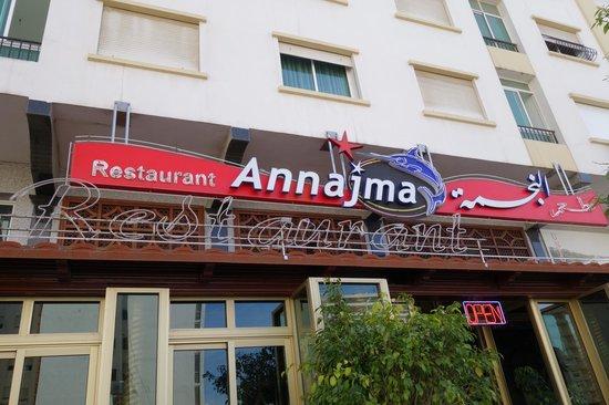Restaurant Annajma