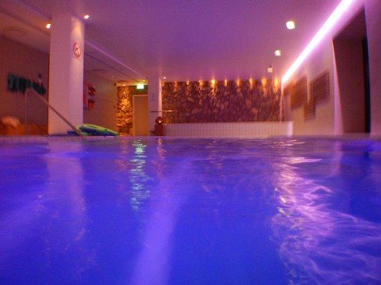 Icelandair Hotel Reykjavik Natura : Pool downstairs