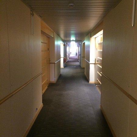 Icelandair Hotel Reykjavik Natura : Hallways