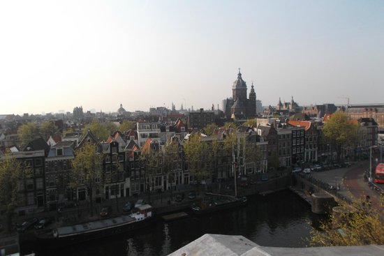 Grand Hotel Amrath Amsterdam : Hermosa ciudad