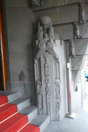 Grand Hotel Amrath Amsterdam : Puerta de entrada