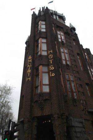 Grand Hotel Amrath Amsterdam : Hotel