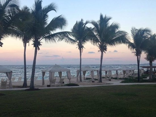 The Westin Dawn Beach Resort & Spa, St. Maarten: Sunset view from the Room 1174