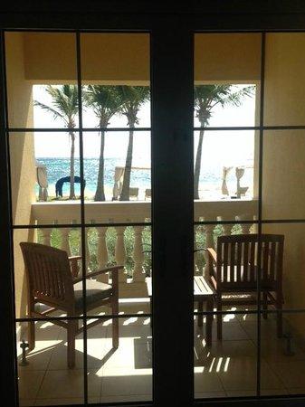 The Westin Dawn Beach Resort & Spa, St. Maarten: Good Morning from St.Maarten