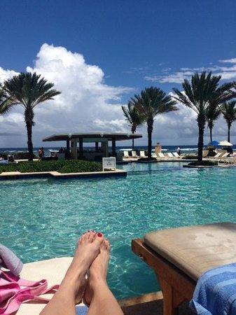 The Westin Dawn Beach Resort & Spa, St. Maarten: Ultimate relaxation